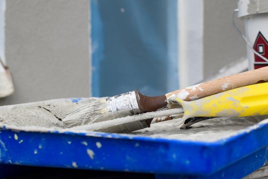 Come tinteggiare le pareti