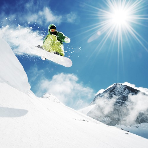 111 0 Snowboard