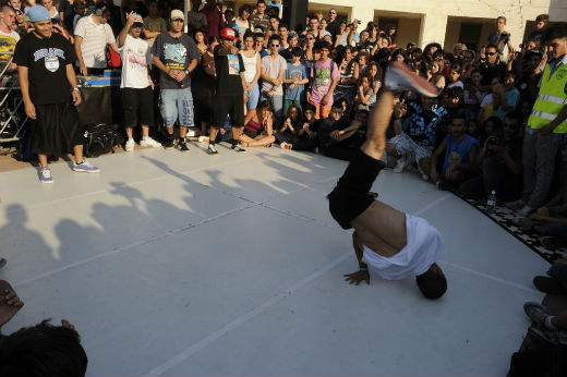 1124 0 Break dance