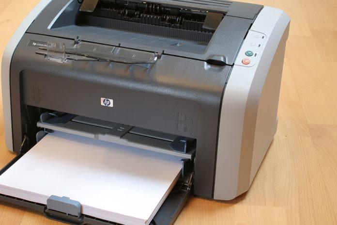 488 0 Elettronica   la stampante laser