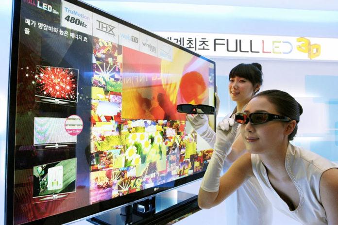 489 0 Elettronica   la televisione 3D