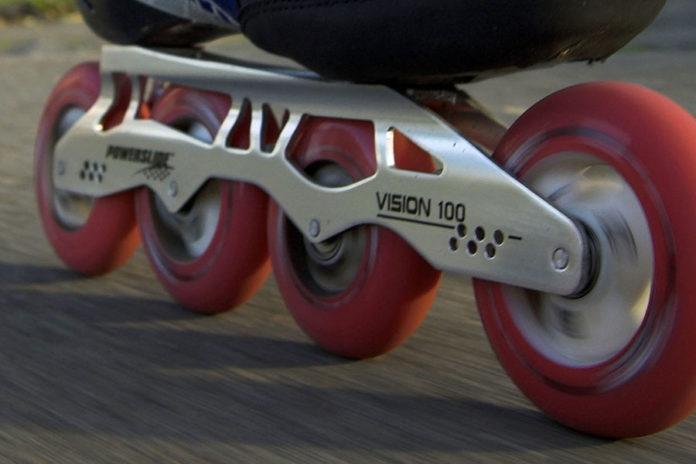530 0 Sport individuali   Il pattinaggio a rotelle