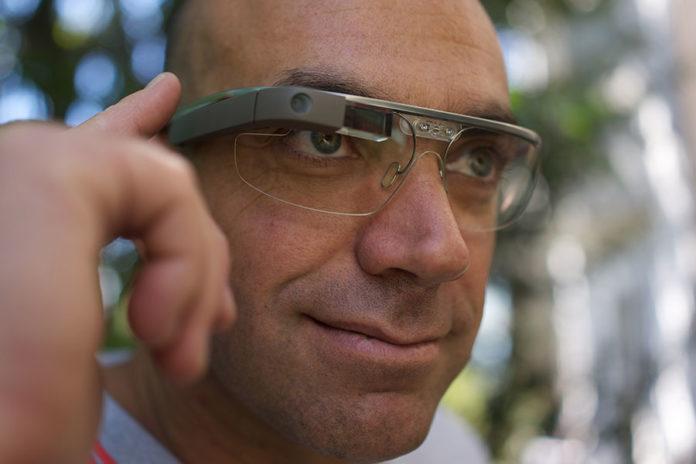 561 0 Elettronica   Arrivano i Google Glass