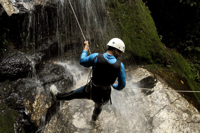 652 0 Outdoor   Il canyoning