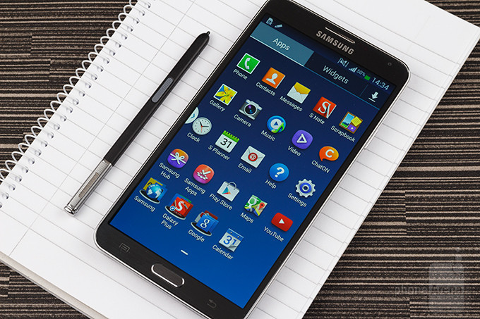 824 0 Samsung Galaxy Note 3 Preview