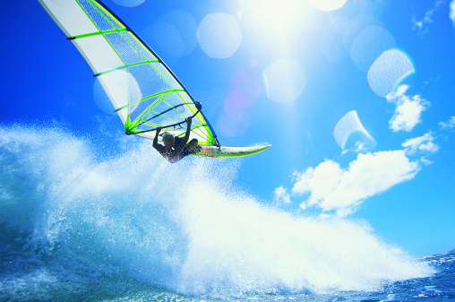 848 0 Sport individuali  il windsurf