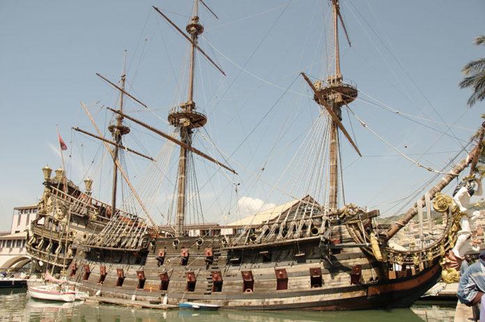 931 0 MODELLISMO   Imbarcazioni e navi   Velieri. Il galeone